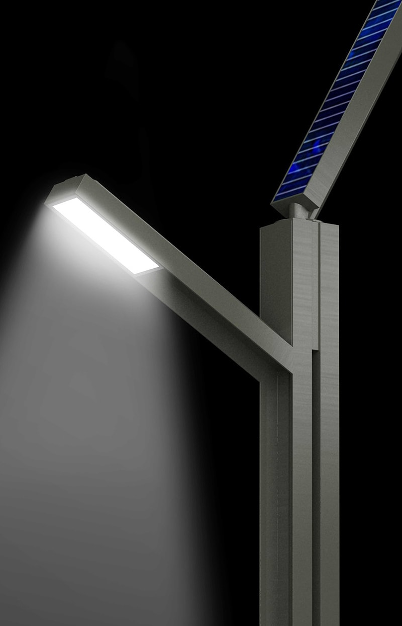 luxury solar light